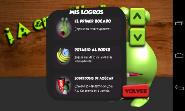 ¡A engullir! screenshot 5