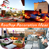 Rooftop Decoration Ideas icon