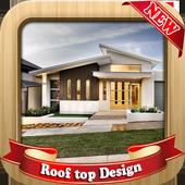 Roof top Design icon