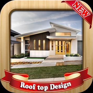 Roof top Design poster