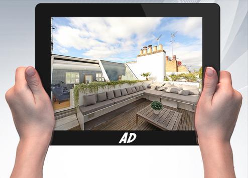 Rooftop Terrace Design screenshot 3