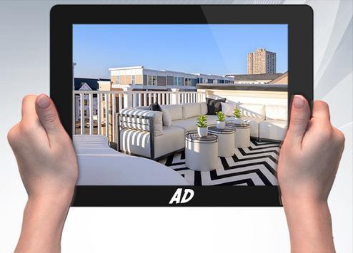 Rooftop Terrace Design screenshot 4