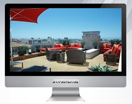Rooftop Terrace Design screenshot 6