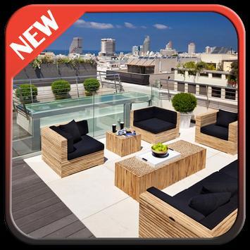 Rooftop Terrace Design screenshot 8