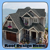 Roof Design Home icon
