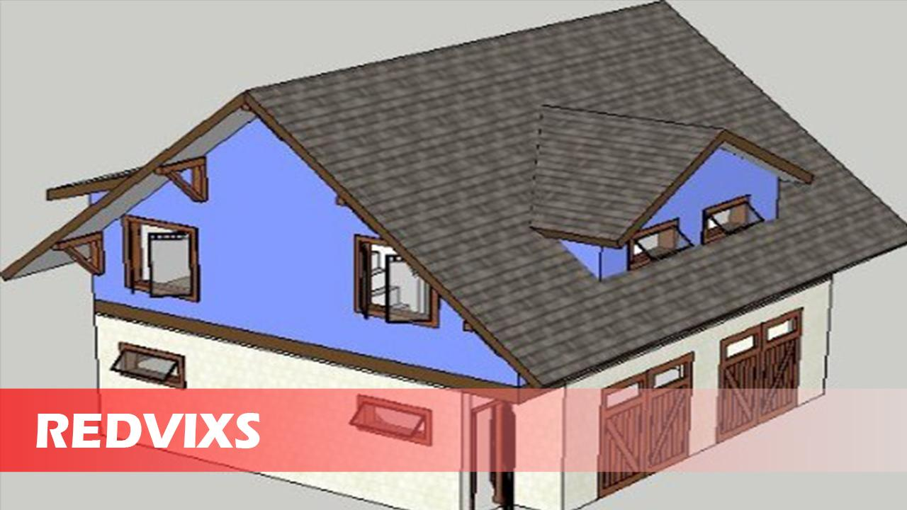 Roof Sketchup Design For Android Apk Download