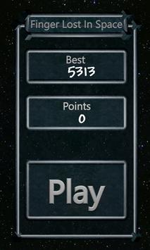 Finger Lost In Space screenshot 5