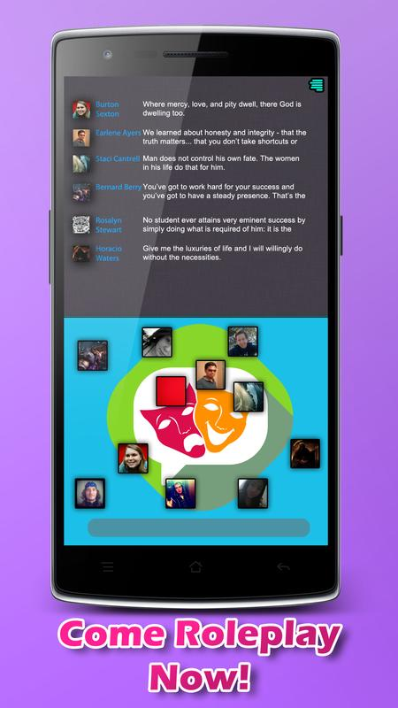 roleplay chat apps