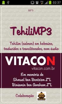 TehiliMP3 - Salmos com Áudio poster