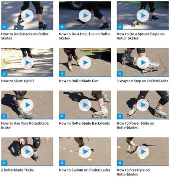 Roller Skate Skills apk screenshot