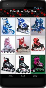 Roller Skates Design Ideas poster
