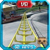 VR RollerCoaster 3Gs of Force icon