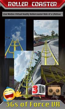 VR RollerCoaster 3Gs of Force poster