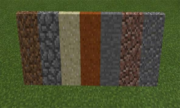 Camouflage Doors Resource MCPE poster
