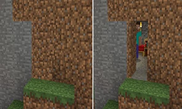 Camouflage Doors Resource MCPE screenshot 1
