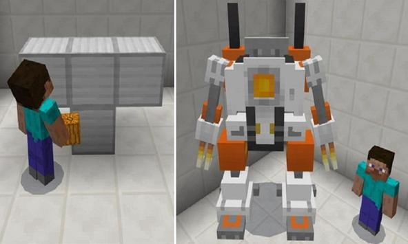 Witherbuster Combat Addon MCPE poster