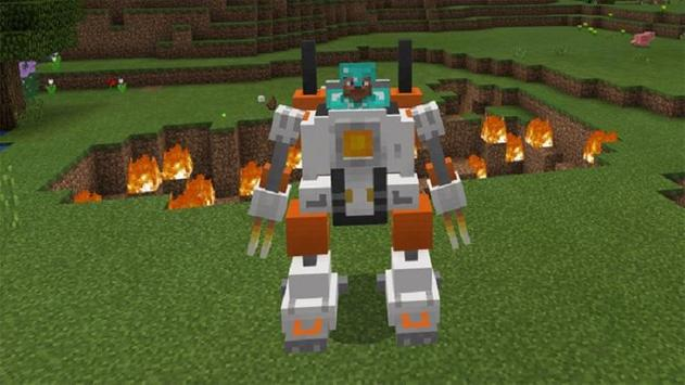 Witherbuster Combat Addon MCPE screenshot 1