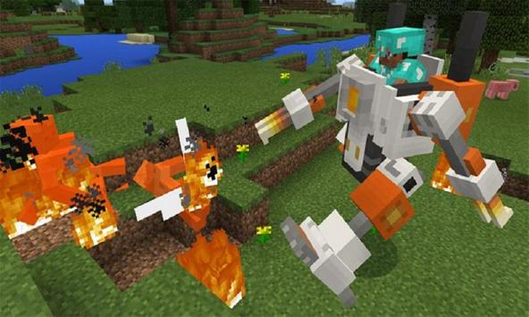 Witherbuster Combat Addon MCPE screenshot 2