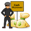 Cash Runner ícone