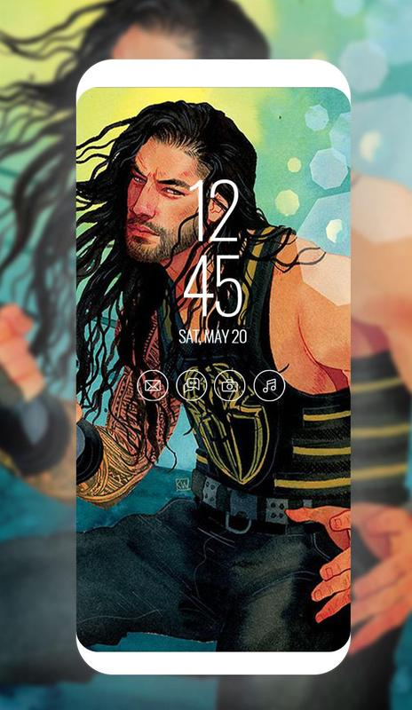 Roman Reigns Wallpaper Hd 2018 For Android Apk Download