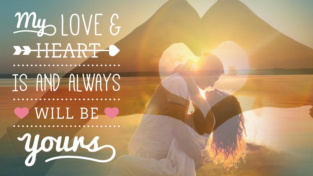 Menggabungkan Foto Romantis Ciuman For Android APK Download