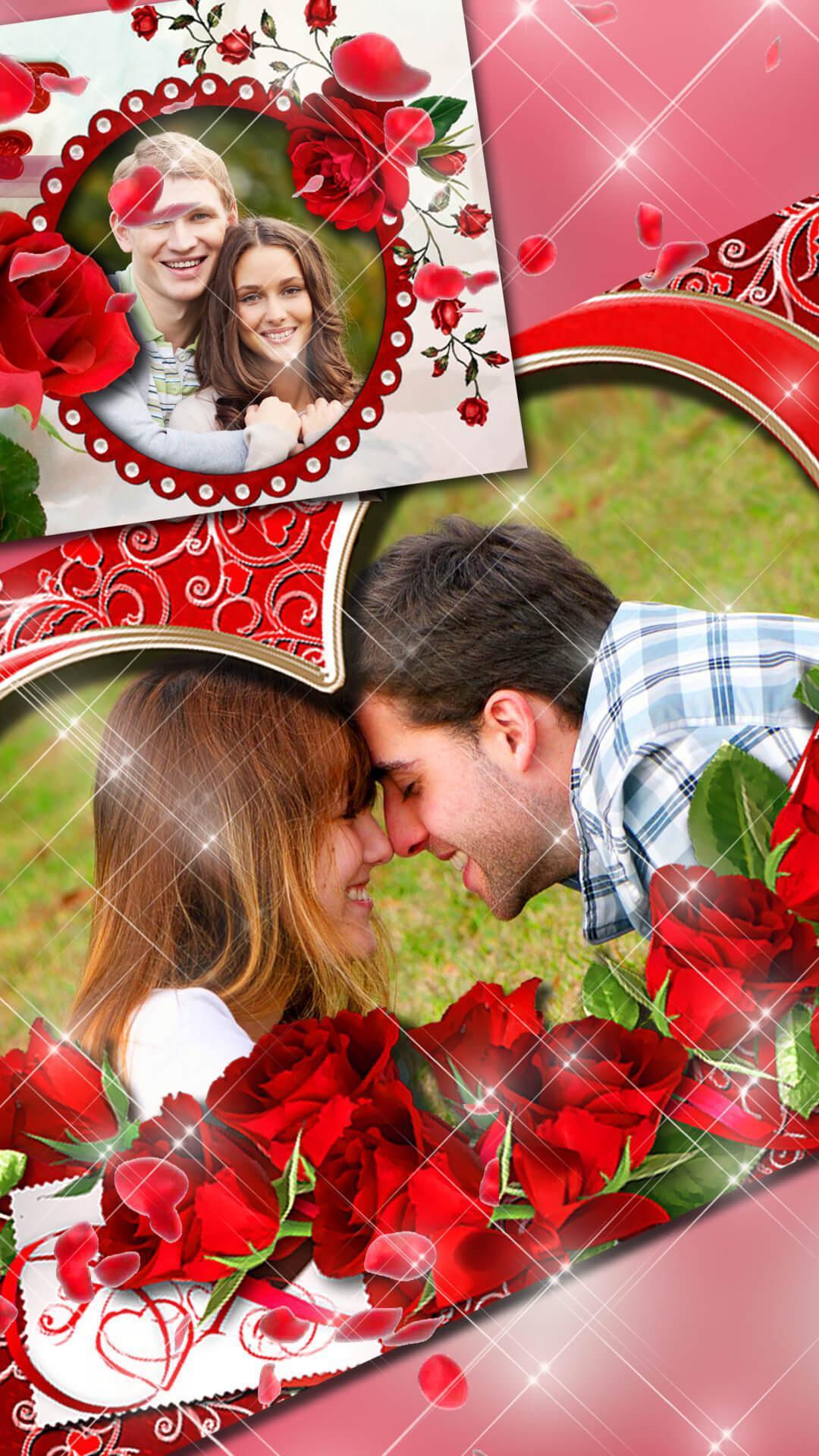Kumpulan Edit Gambar Romantis HD Terbaru