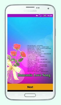 Romantic Love Song poster