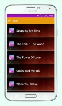Romantic Love Song screenshot 2