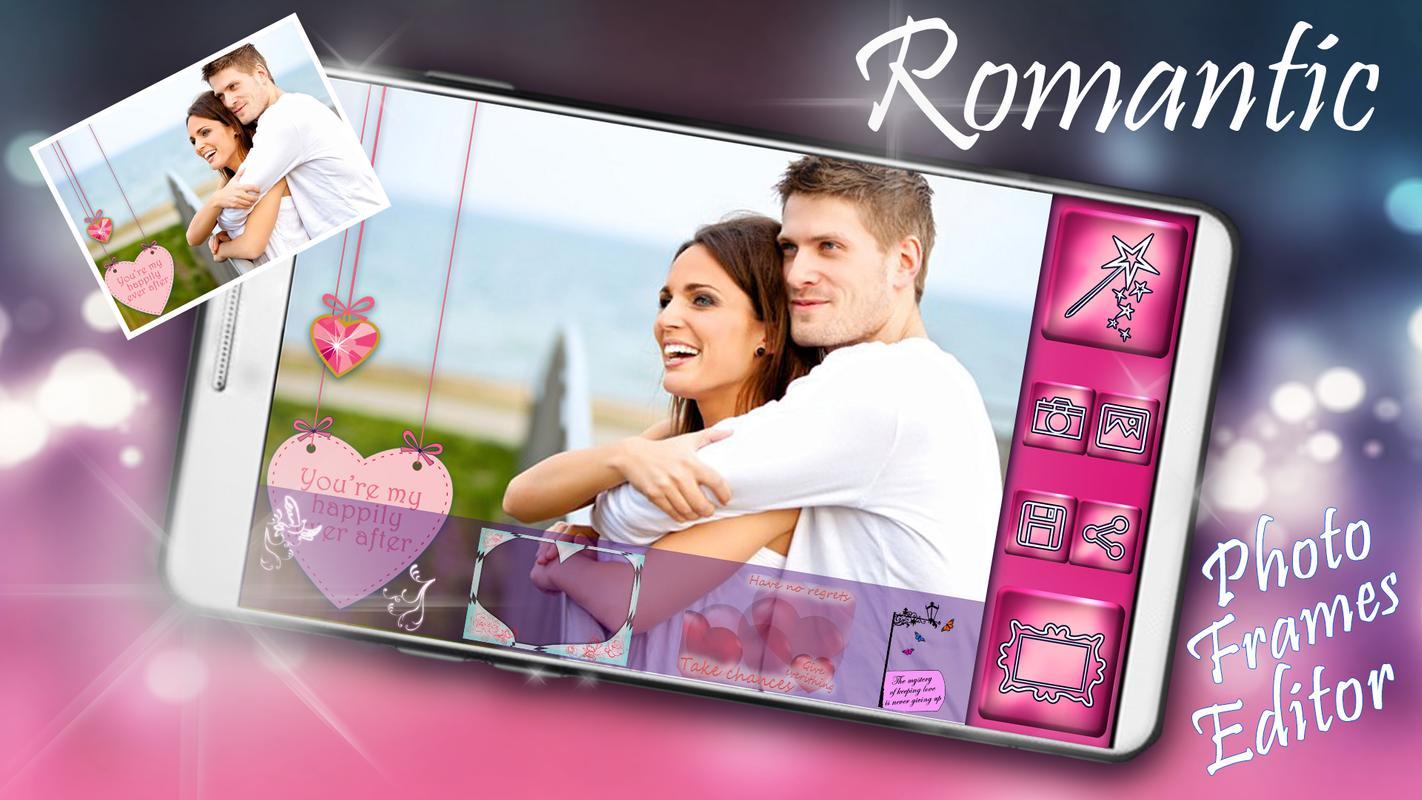 Marcos para Fotos Románticos Descarga APK - Gratis Estilo de vida ...