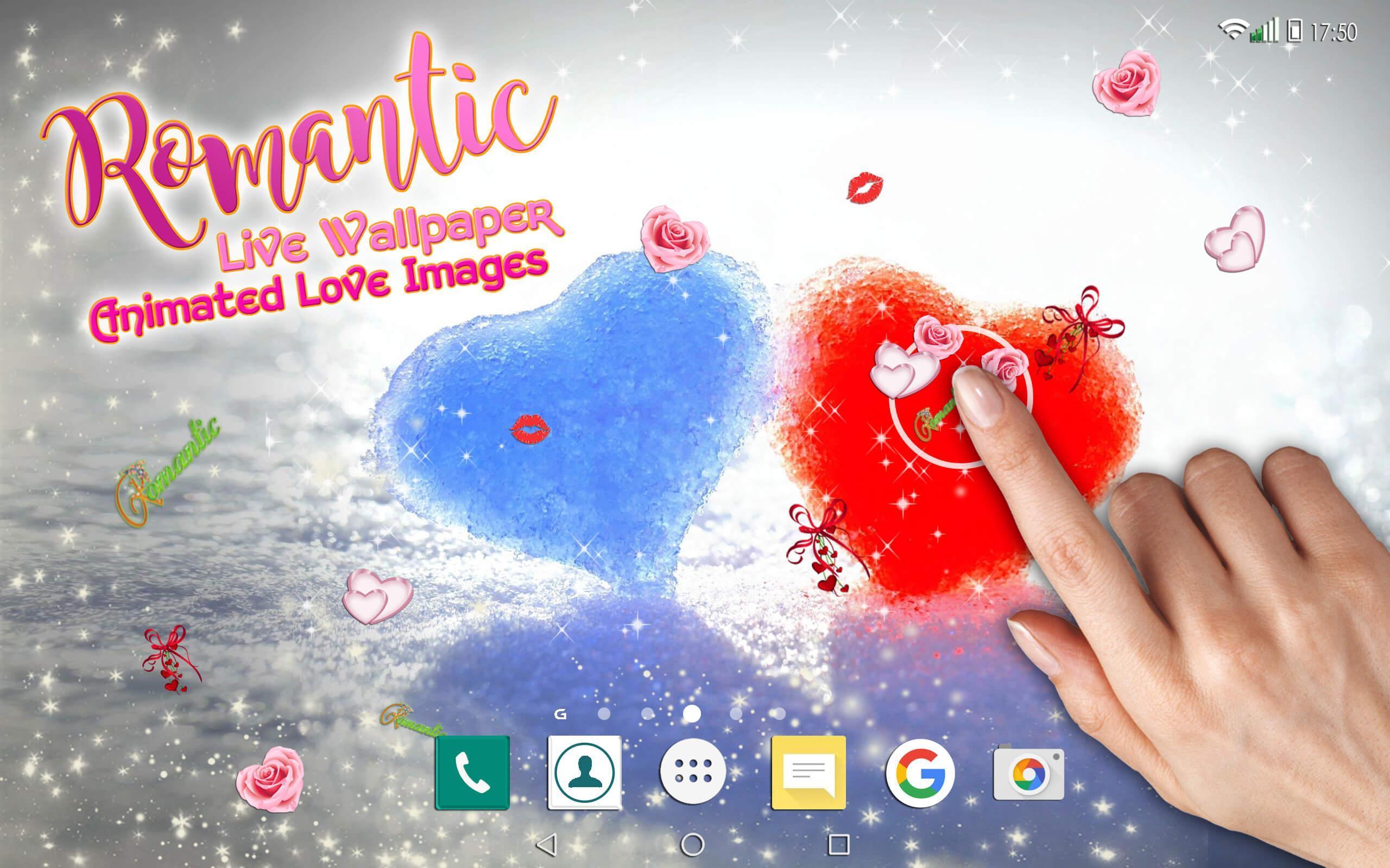 Wallpaper Cinta Romantis Bergerak 💝 Gambar Cinta For