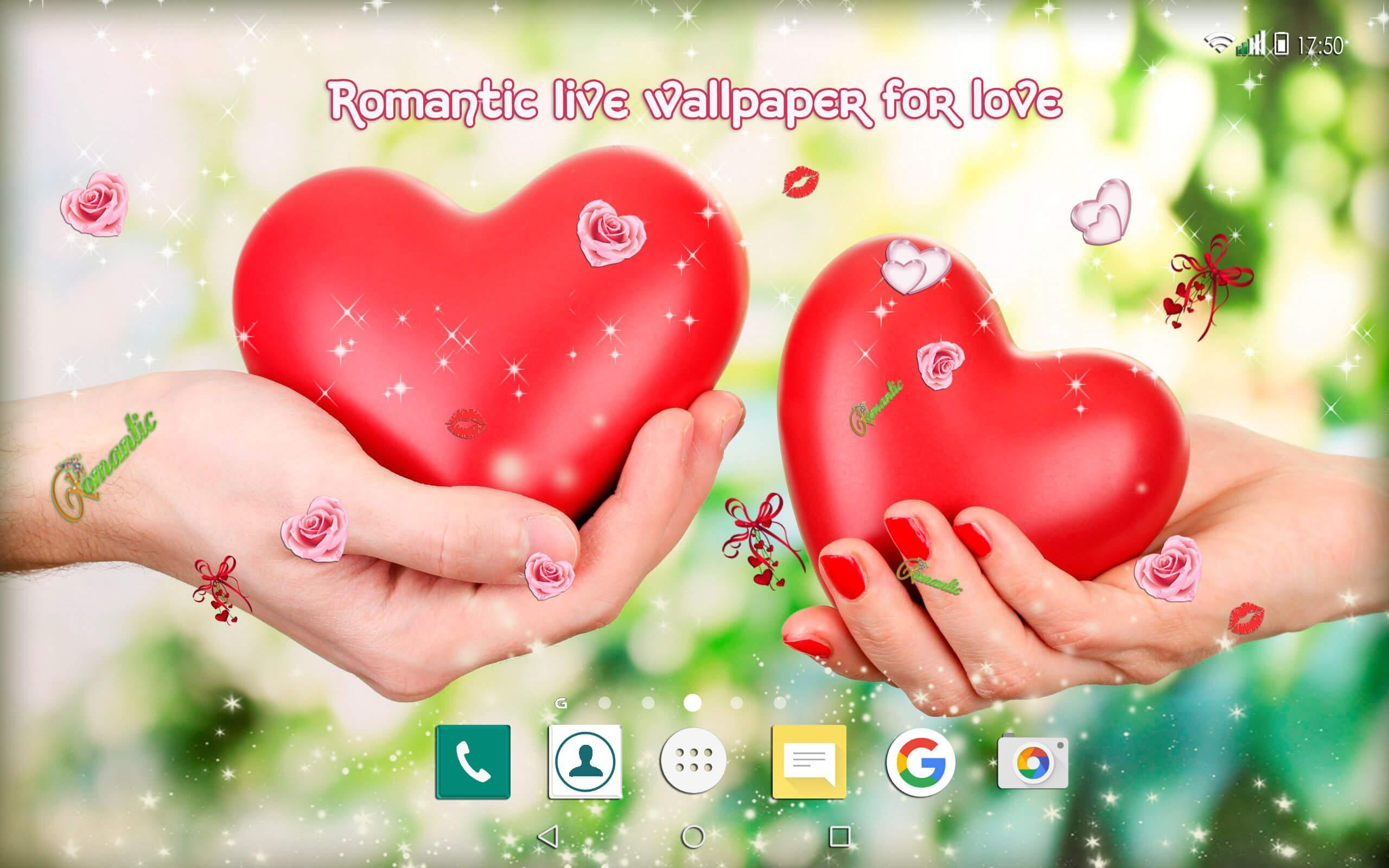 940 Wallpaper Love Romantic Animasi Bergerak Gratis