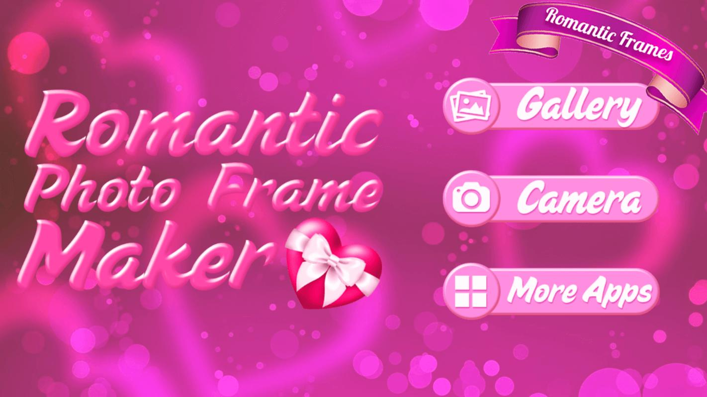 Romantic Photo Frame Maker APK Download - Free Personalization APP ...