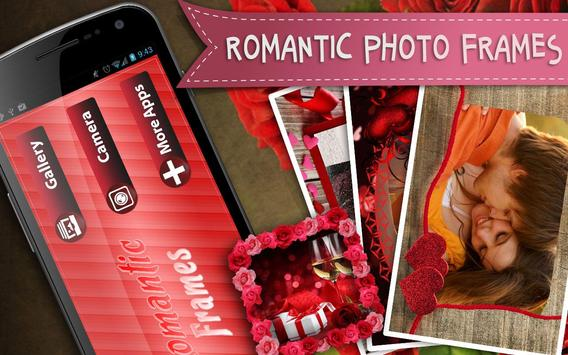 Romantic Photo Frames poster