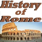 History of Rome icon