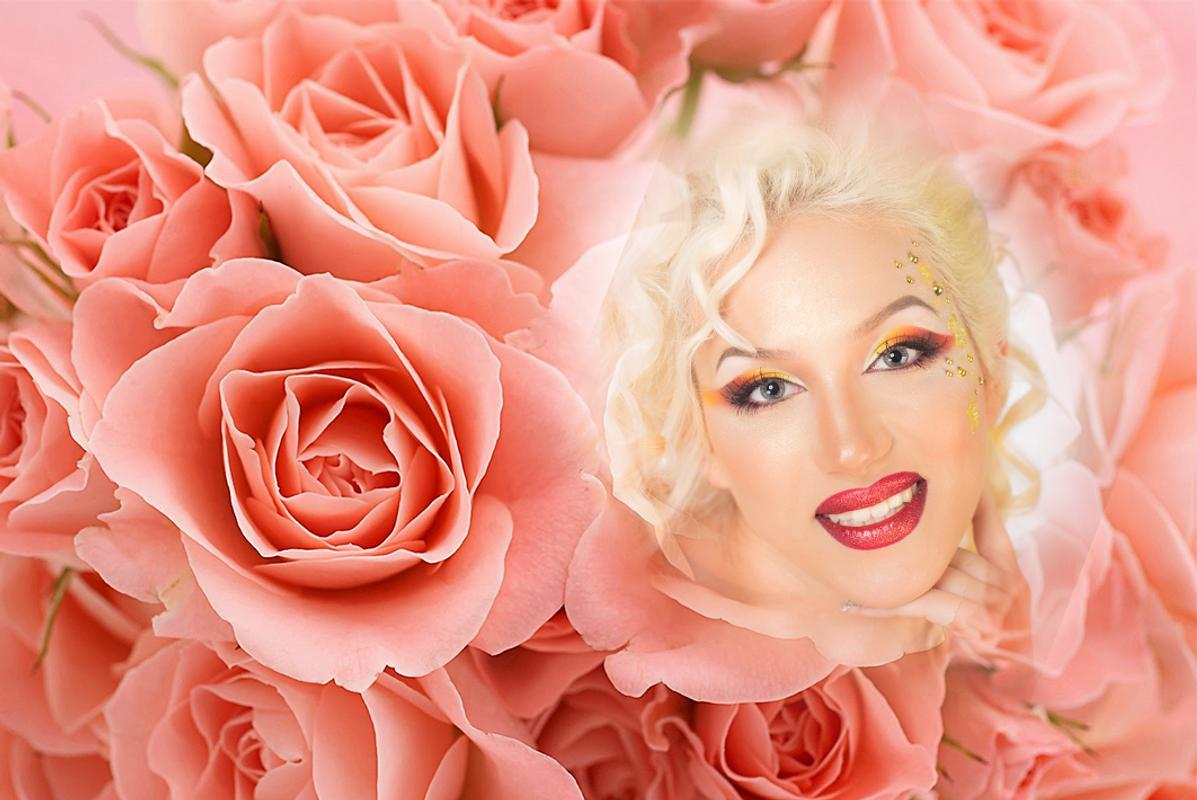 Rose Bilderrahmen APK-Download - Kostenlos Fotografie APP für ...