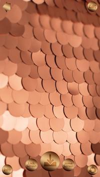 Rose Gold Wallpaper Themes apk screenshot