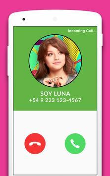 Llamada Falsa De Soy Luna - Broma poster