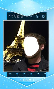 تركيب صورتك في باريس poster