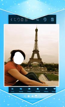 تركيب صورتك في باريس screenshot 2