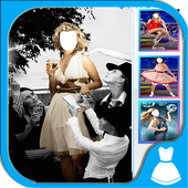تركيب جميع الملابس على الصور icon