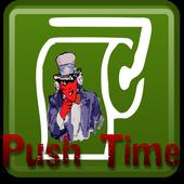 Push Time icon