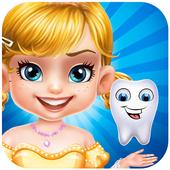Princess Teeth Care icon