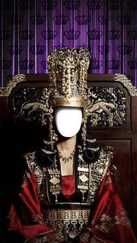 Royal Throne Photo Montage Apk Screenshot