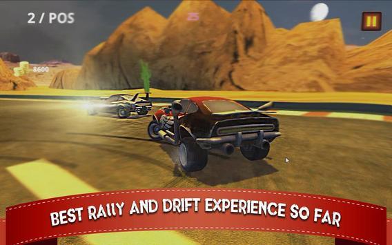 Real Multiplayer Racing screenshot 3