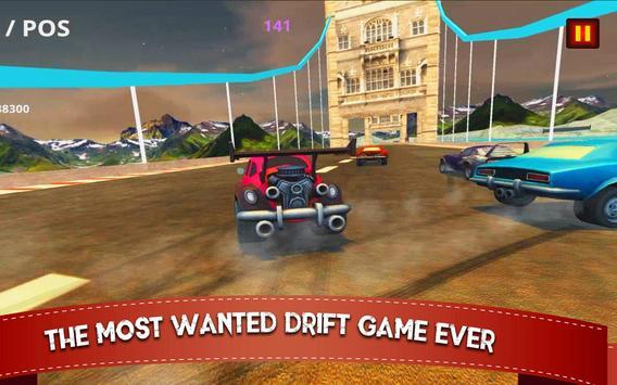 Real Multiplayer Racing screenshot 2