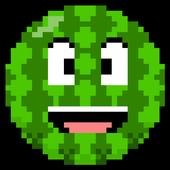 Watermelon Bouncing Ball icon