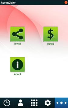 Rpoint Dialer screenshot 3