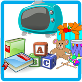 Kidszoona: All-In-One Kids App icon