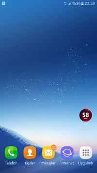 S8 Premium Live Wallpapers apk screenshot