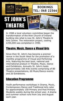 St Johns Theatre & Arts Centre apk screenshot